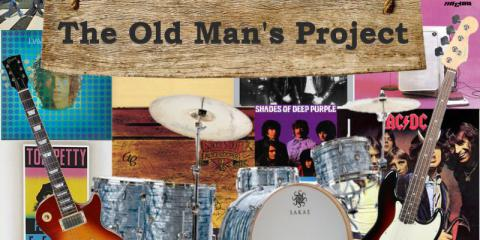 The Old Man's Project zoekt zanger(es)!!