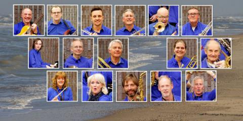 Seaside Big Band zoekt lead-trombonist