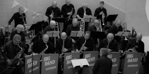 Big Band zoekt trompettisten en een pianist