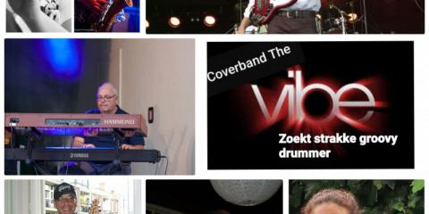 Funk/Fusion Coverband The Vibe zoekt drummer